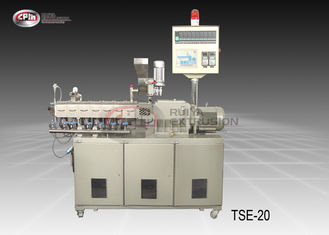 Anti Dust Pure Color Masterbatch Production Line PS With Pigments High Capacity
