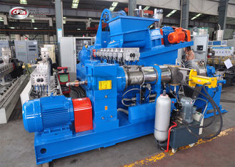 CPM Ruiya Extrusion Cable Extruder Machine With Special Designed Hot Die Face