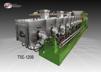 Engineering Plastic Extrusion Machine PP/PE/PS/PET/PC With Talc CaCO3