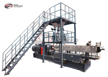 China Modular Design PE Extruder Machine , Turn Key Plastic Extrusion Equipment factory