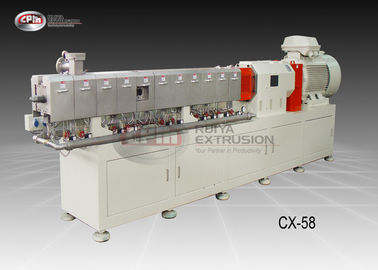 High Torque Polyethylene Extruder Machine / Small Polypropylene Extrusion Machine