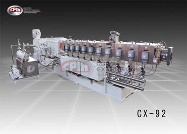 CPM Ruiya Extrusion Polymer Extrusion Machine For Battery Separator Process PLC Control