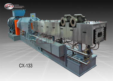 133mm Twin Screw Compounding Extruder For Battery Separator Application